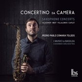 Concertina da Camera: Saxophone Concertos