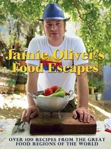 Boekomslag van 'JAMIE OLIVERS FOOD ESCAPES'