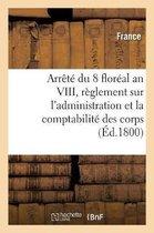 Arrete du 8 floreal an VIII, des consuls de la Republique