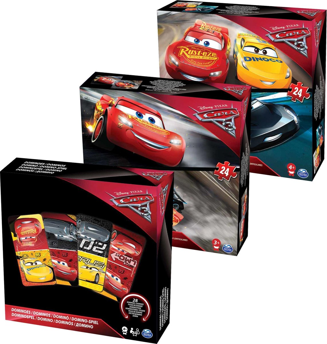 Cars 3 - Games Bundle