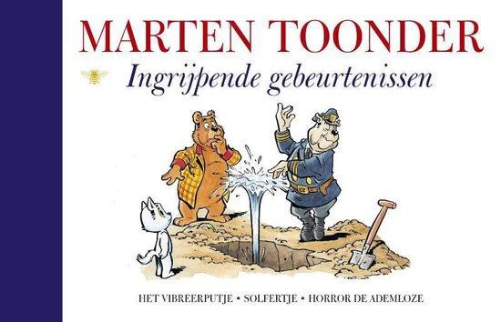Alle verhalen van Olivier B. Bommel en Tom Poes 10 - Ingrijpende gebeurtenissen - Marten Toonder  