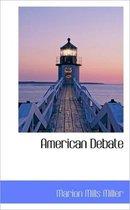 American Debate