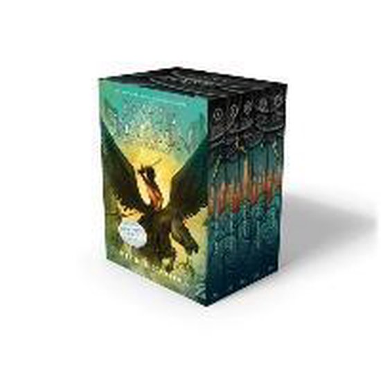 Afbeelding van Percy Jackson & the Olympians boxset (1-5)
