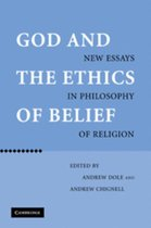 Boek cover God and the Ethics of Belief van Dole, Andrew