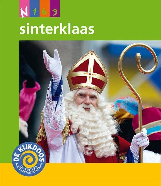 De Kijkdoos 163 - Sinterklaas - Isabelle de Ridder  