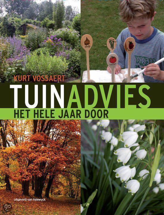 Tuinadvies, het hele jaar door - K Vossaert |