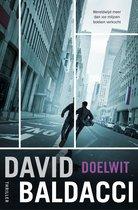 Boek cover David Baldacci - Doelwit van David Baldacci