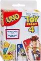 Afbeelding van het spelletje UNO Kaartspel Toy Story 4 - Kaartspel