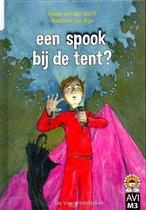 Hoera, ik kan lezen! - een spook bij de tent?
