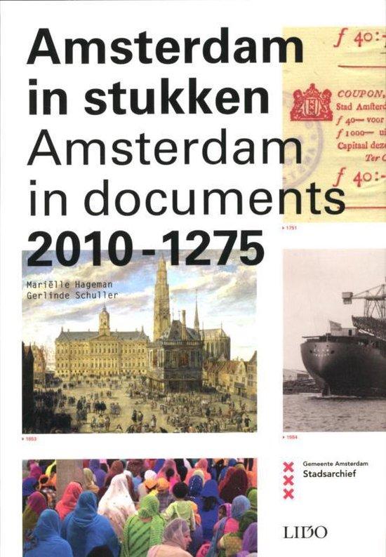 Amsterdam In Stukken - Mariëlle Hageman | Fthsonline.com