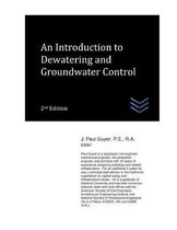 An Introduction to Dewatering and Groundwater Control
