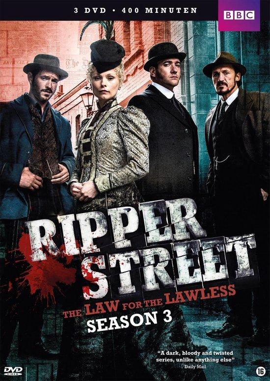 Ripper Street - Seizoen 3