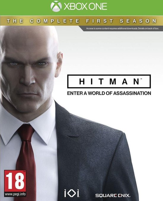 Hitman – The Complete First Season – Xbox One (2017)