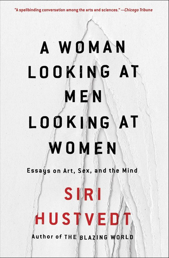 Boek cover A Woman Looking at Men Looking at Women van Siri Hustvedt (Onbekend)