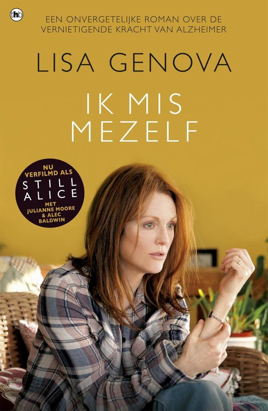 Ik mis mezelf - Still Alice - Lisa Genova |