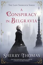 Omslag A Conspiracy in Belgravia