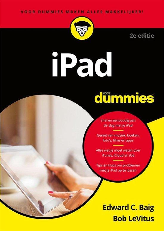 Voor Dummies - iPad voor Dummies, 2e editie - Edward C. Baig |