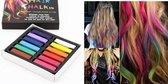 Multicolor Haarkrijt - Krijt Voor Haar - Pastelkrijt / Pastel Haarverf