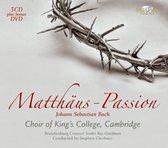 Matthaus Passion (Cd+Dvd)