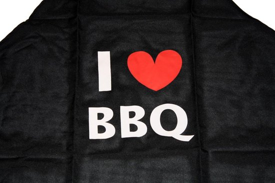 Barbecue schort - I love BBQ - GS Quality Products