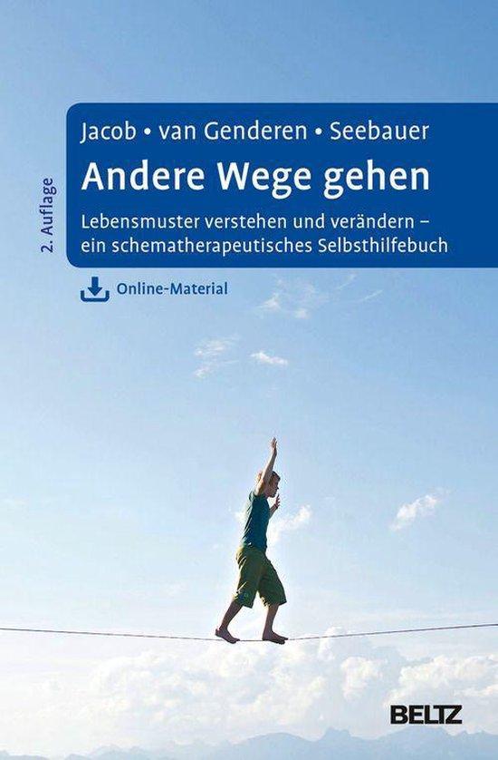 Boek cover Andere Wege gehen van Gitta Jacob (Onbekend)
