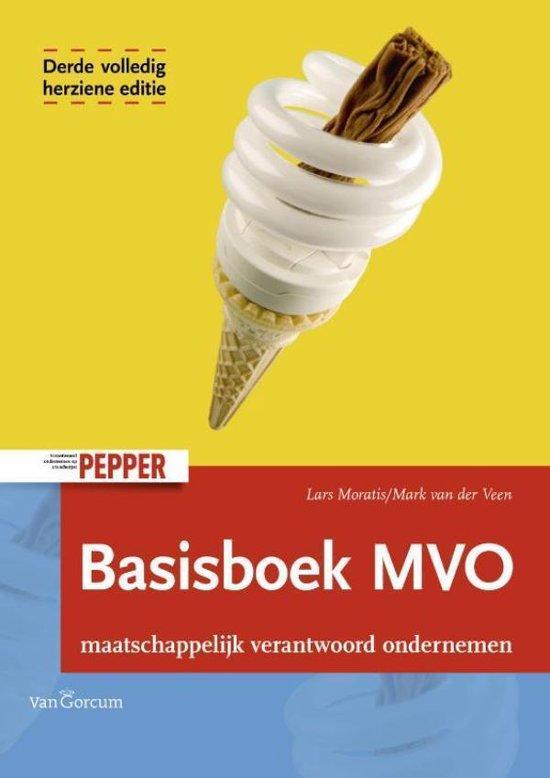Basisboek MVO - Lars Moratis |
