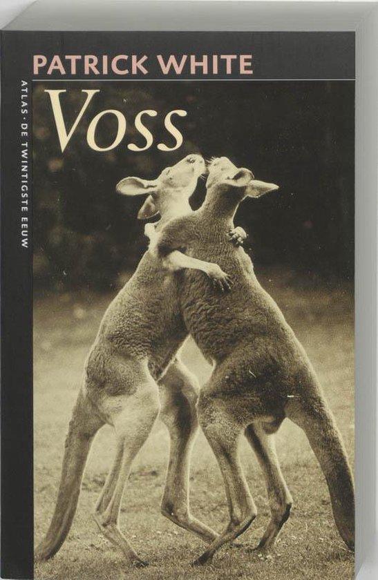 Voss - Patrick White |