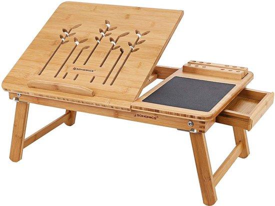 Onwijs bol.com   Houten Laptoptafel Met Muismat - Laptop Verhoger QY-32