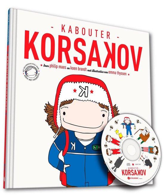 Kabouter Korsakov 1 - Kabouter Korsakov - Philip Maes | Fthsonline.com