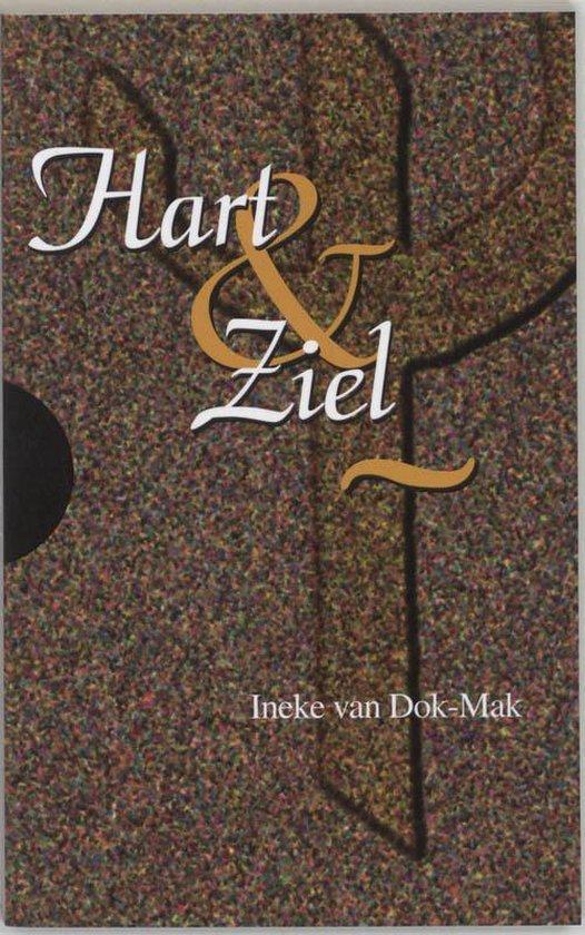 Cover van het boek 'Hart en ziel' van Ineke van Dok-Mak