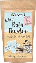 Nacomi Bubble Bath powder Greek summer 150g.