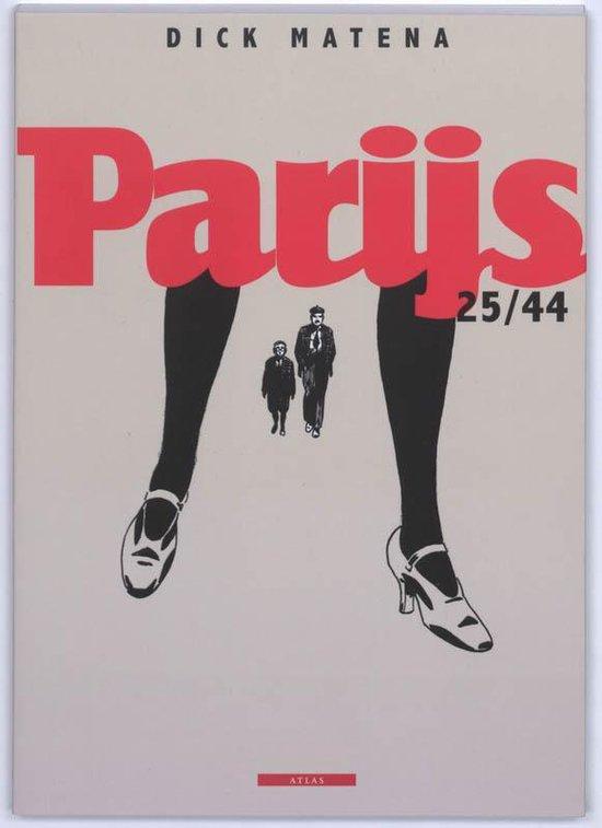 Parijs 25/44 - Dick Matena pdf epub