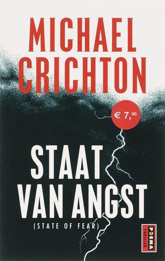 Staat van angst - M. Crichton  