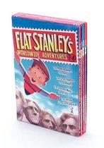 Flat Stanley's Worldwide Adventures #1-4