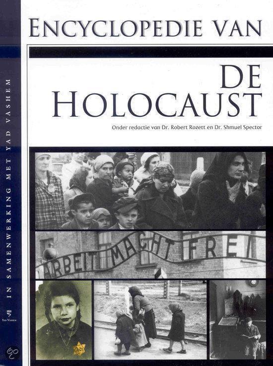 Encyclopedie Van De Holocaust - Robert Rozett   Fthsonline.com