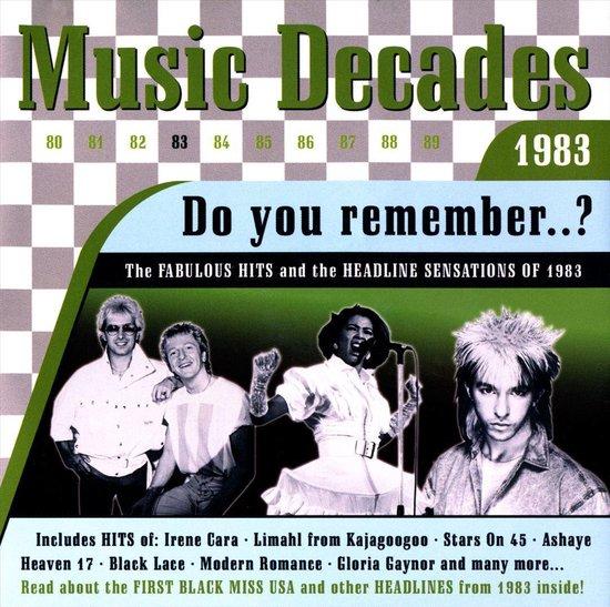 Music Decades 1983