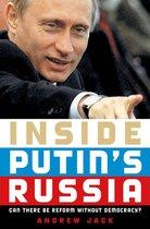 Omslag Inside Putin's Russia