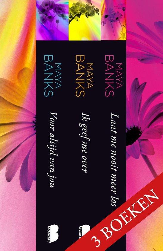 Overgave-trilogie - Maya Banks |