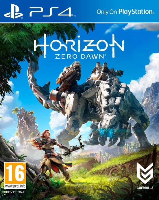 Horizon: Zero Dawn - PS4