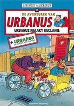 Urbanus 32 Urbanus maakt reklame