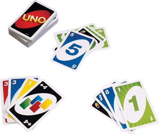 UNO Kaartspel - Mattel Games