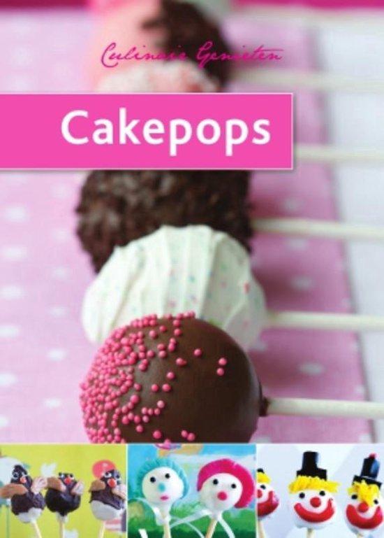 Culinair genieten - Cakepops - none |