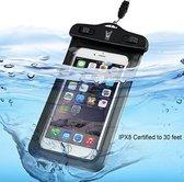 Waterdichte Telefoonhoesjes - Waterdicht Hoesje tot 10 meter - Waterproof Case voor alle Telefoons tot 6 inch onder andere iPhone en Samsung en Huawei