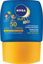 NIVEA SUN Kids Pocket Size Zonnemelk - SPF 50+ - 50 ml