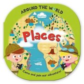 Boek cover Around the World Places van Moira Butterfield