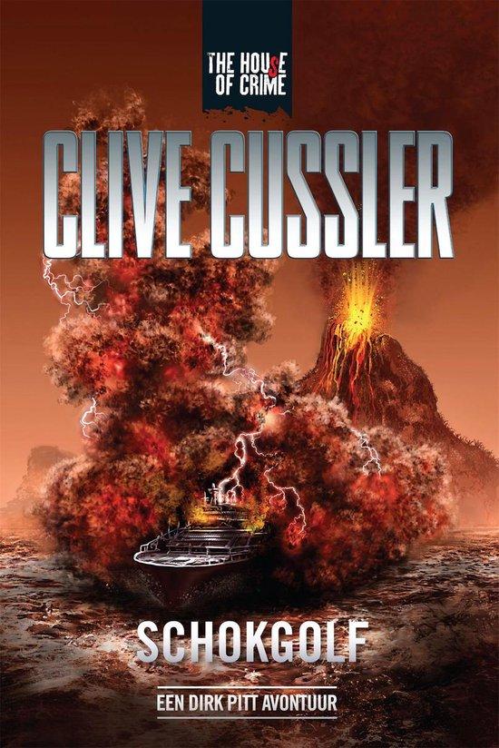 Dirk Pitt-avonturen - Schokgolf - Clive Cussler |