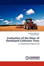 Evaluation of the Wear of Developed Cultivator Tines