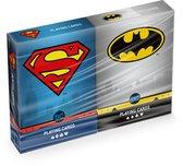 Batman - Superman  - Speelkaarten duopack