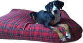 Dog's Companion hondenkussen - XS - 55 x 45 cm - royal stewart