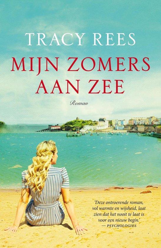 Boek cover Mijn zomers aan zee van Tracy Rees (Onbekend)